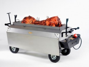 spit roast machine for sale